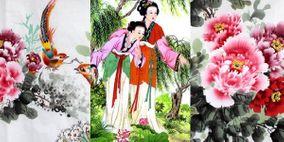 Cảnh ngày xuân (Truyện Kiều) - Nguyễn Du