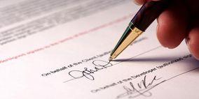 Luyện tập viết hợp đồng