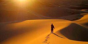 Bài ca ngắn đi trên bãi cát - Cao Bá Quát