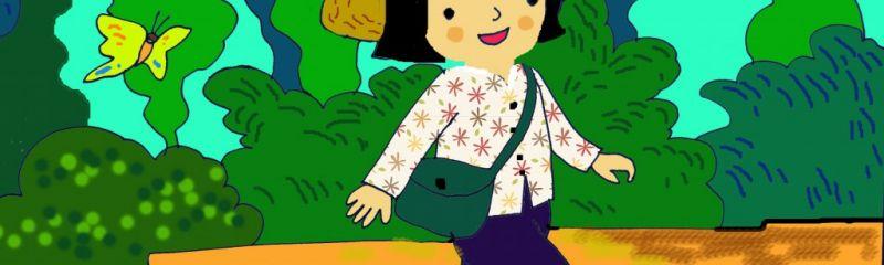 Tôi đi học - Thanh Tịnh