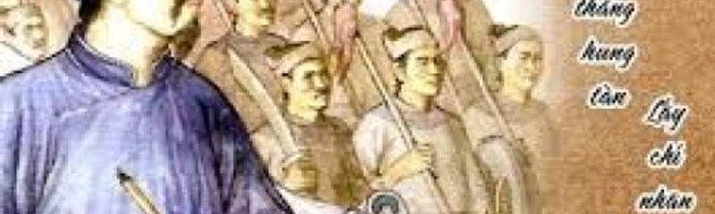 Đại cáo bình Ngô - Nguyễn Trãi (Tác giả)