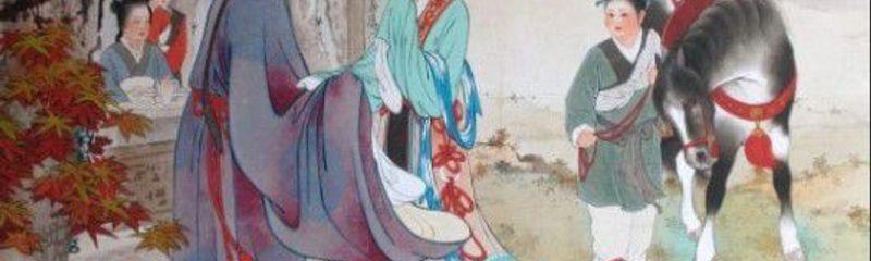 Mã giám Sinh mua Kiều (Truyện Kiều) - Nguyễn Du