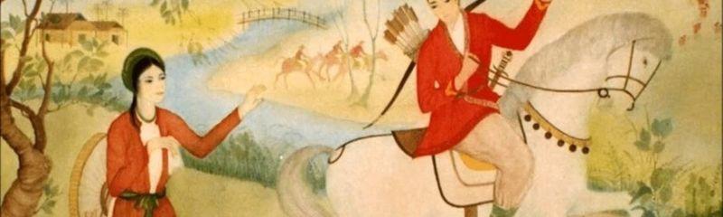 Chí khí anh hùng (Truyện Kiều) - Nguyễn Du