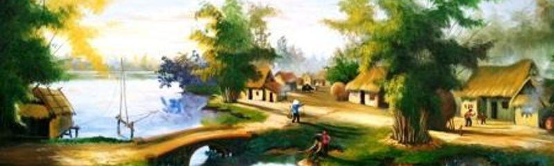 Đây thôn Vĩ Dạ - Hàn Mặc Tử