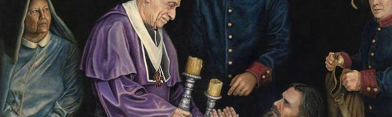 Người cầm quyền khôi phục uy quyền - V.Huy-Gô