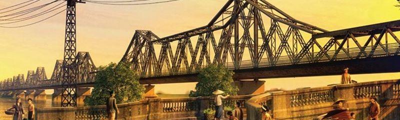 Cầu Long Biên - chứng nhân lịch sử - Thúy Lan