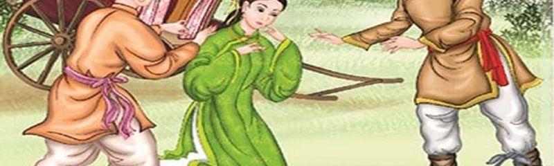 Lục Vân Tiên cứu Kiều Nguyệt Nga - Nguyễn Đình Chiểu