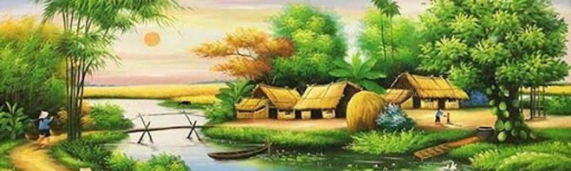 Quê hương - Tế Hanh