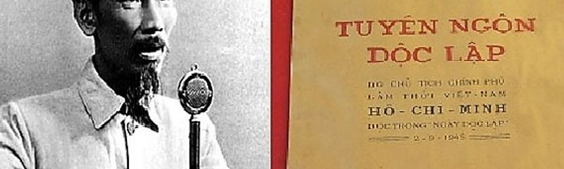 Tuyên Ngôn Độc Lập - Hồ Chí Minh (Tác giả)