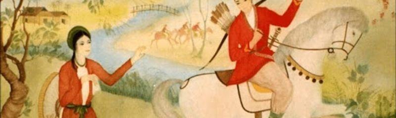 Tình cảnh lẻ loi của người chinh phụ - Đặng Trần Côn