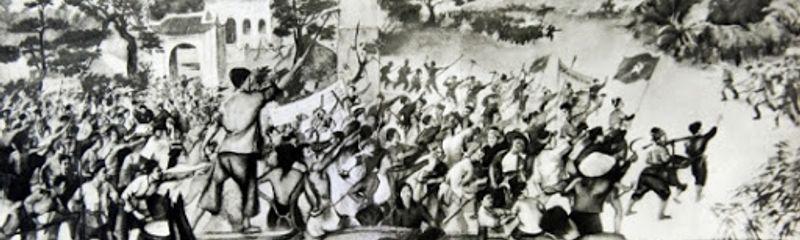 Tinh thần yêu nước của nhân dân ta - Hồ Chí Minh