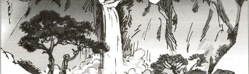 Xa ngắm thác núi Lư (Vọng Lư sơn bộc bố) - Lý Bạch